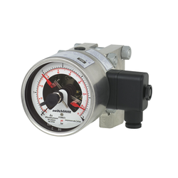 Pressure Gauges With Switch