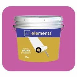 Element Interior Plastic Paint, Packaging Size: 20 Kg
