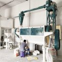 1 Ton Industrial Flour Mill Machine
