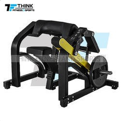 Biceps Gym Machine Plate Loaded
