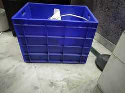 Blue Jumbo Crates