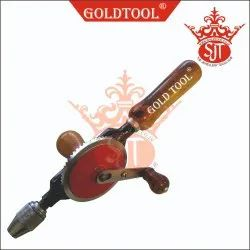 Gold Tool jewelry Hand Drill