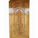Krishna Overseas Glossy Designer New Wood Door