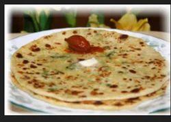 Breakfast Of Paranthas