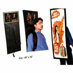 Look Walker Banner, For Advertising & Btl Activities