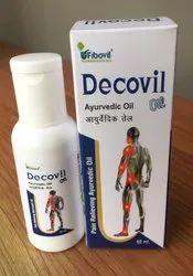 An Ayurvedic Pain Realses oil