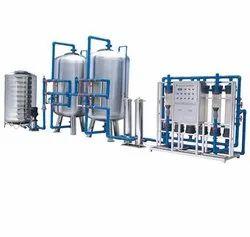 Automatic Water Purification Plants