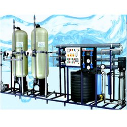 2000 LPH Industrial RO System