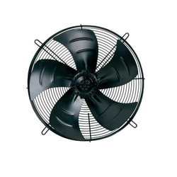 Axial fans with External Rotor Motor - LionBall Make - Excelsior