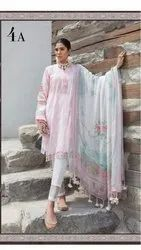 Party Wear Unstitched Maria B Original Hit Design Suits