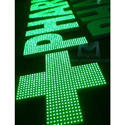Aluminum Open Led Sign Board, For Advertising