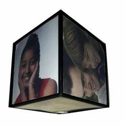 Printed Cubicle Photo Frame