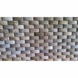 Gloss Decorative Wall Tile, Thickness: 5-10 mm