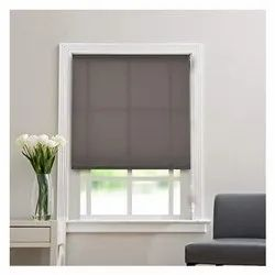 60 X 84 Inch Polyester Blend Non-Blackout Roller Blinds