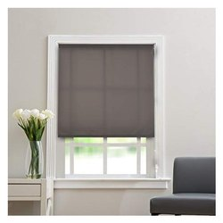 60 X 84 Inch Polyester Blend Non-Blackout Roller Blinds