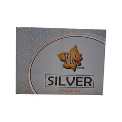 VK's Silver Facial Kit for Personal, Parlour