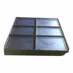 Mild Steel MS Centering Plate, Dimension: 1250x1000 Mm
