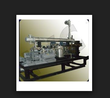 Multi Stage Booster Ejector System