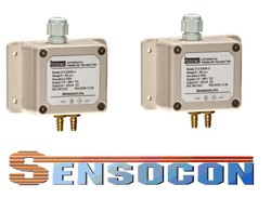 212-D001K-1 Sensocon USA Differential Pressure Transmitter