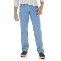 Casual Wear Regular Fit Mens Blue Denim Jeans, Waist Size: 28.30.32.34.36.38.40