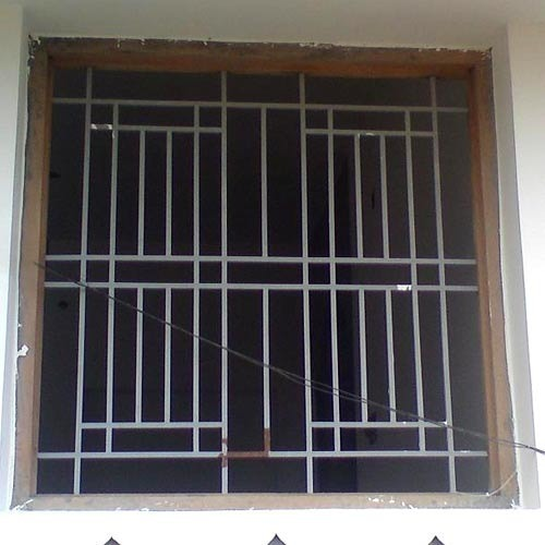 Mild Steel Window Grill At Rs 100 Square Feet Window Grills Id