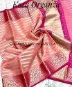 Banarasi Kora Organza Silk Sarees