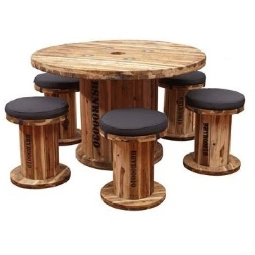 Pleasing Round Dining Table With Stool Machost Co Dining Chair Design Ideas Machostcouk