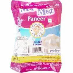 Malai Milky Mist Paneer, Packaging Size: 50kg