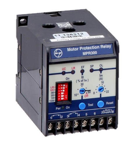 Mpr300 Mini Motor Protection Relay  For Industrial