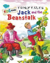 Kids Board Fairy Tales Jack And The Beanstalk Book
