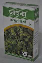 25 g Kasuri Methi, Packaging: Box