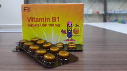 Vitamins B1 Tablets USP 100MG