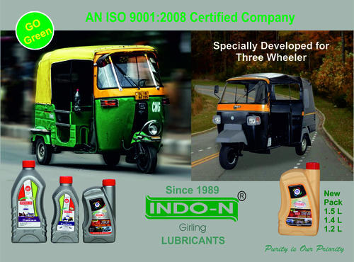 2 Stroke Engine Oil - View Specifications & Details of Two