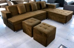 L Type Relaxing Sofa