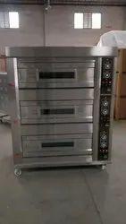 Deck Oven, 1, Model Name/Number: Varies