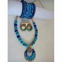 Thread Jwellery Fancy Thread Jewellery Set