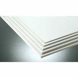 White Plain 6mm PVC Board