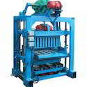 Hydraulic Operated Laying Concrete Block Making Machine