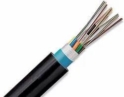 6 Fiber Singlemode OFC Armoured Cable