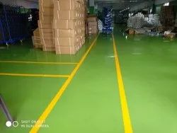 Gloss 12 Epoxy Flooring for Floor