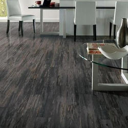 Grey Tiger Laminated Flooring