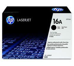 HP Q7516A 16A Black Toner Cartridge