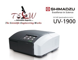 UV 1900 Shimadzu UV Visible Double Beam Spectrophotometer