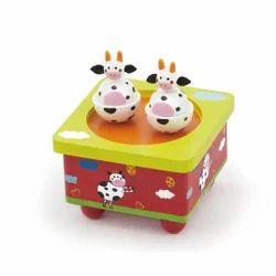 Musical Box -Cow
