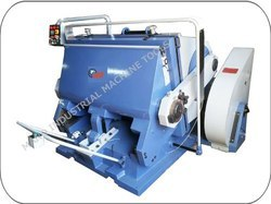 Corrugated Board Heavy Duty Die Punching Machine