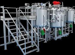 Pesticide Processing Tanks