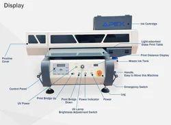Apex UV Flatbed Printing Machine