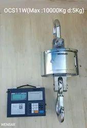 OCS-11W Wireless Crane Scale