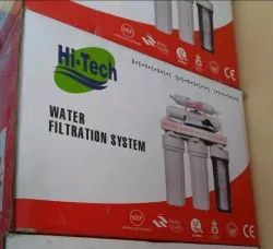 Hitech Water Filtration System
