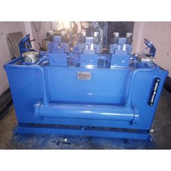 DMT Hydraulic Power Pack